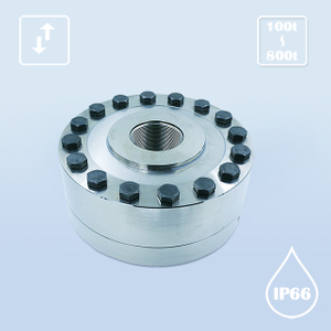 T312L TENSION/COMPRESSION LOAD CELL / PANCAKE TYPE