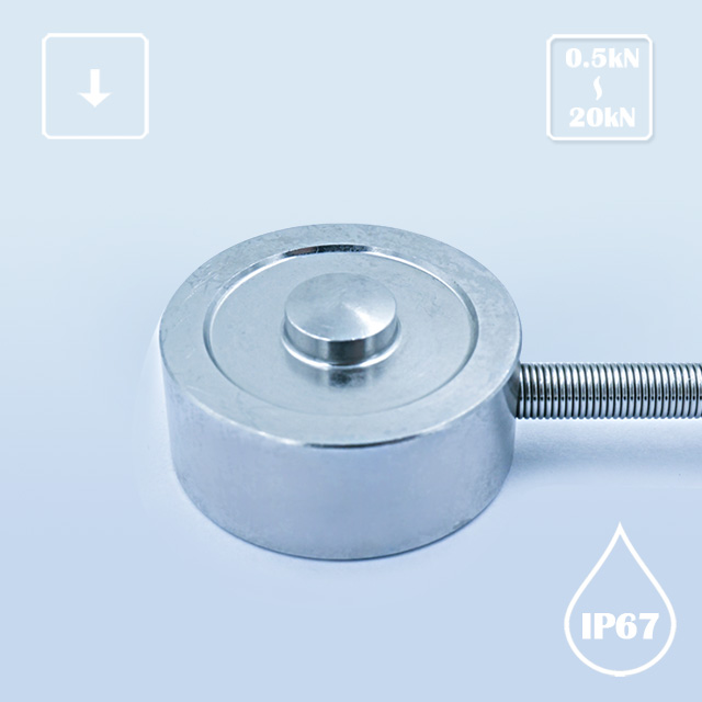 T118 Miniature Compression Load Cell